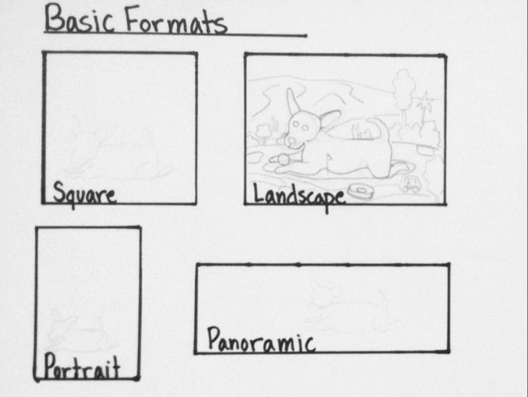 4 Sketch Format